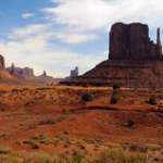 "Monument Valley • <a style=""font-size:0.8em;"" href=""http://www.flickr.com/photos/56388541@N06/12442048143/"" target=""_blank"">View on Flickr</a>"