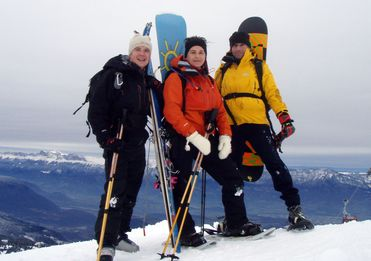 Nico, Anne-Cèc et Nicoto